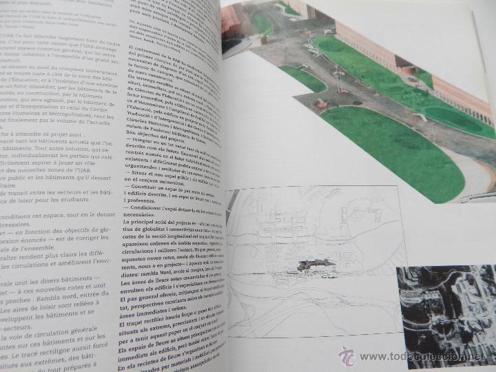 Libros de segunda mano: Quaderns dArquitectura i Urbanisme. 216. Forma i lloc. Forme et lieu - 1997 - Foto 8 - 50107512