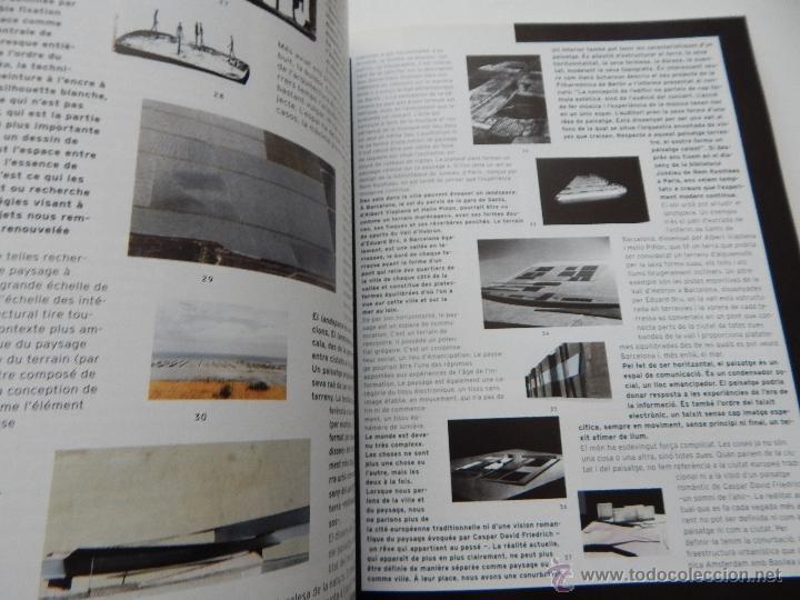 Libros de segunda mano: Quaderns dArquitectura i Urbanisme. 216. Forma i lloc. Forme et lieu - 1997 - Foto 10 - 50107512
