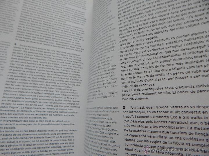 Libros de segunda mano: Quaderns dArquitectura i Urbanisme. 216. Forma i lloc. Forme et lieu - 1997 - Foto 13 - 50107512