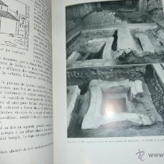 Libros de segunda mano: NOVES DESCOBERTES A LA CATEDRAL D'EGARA EGARA 1948 TERRASSA INST ESTUDIS CATALANS PUIG I CADAFALCH. Lote 50128761