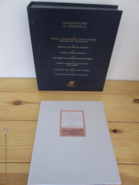 Libros de segunda mano: REHABILITACION DE EDIFICIOS. 19 CUADERNOS EN ENTUCHE. ED. DRAGADOS. VER FOTOGRAFIAS ADJUNTAS. - Foto 12 - 50276082