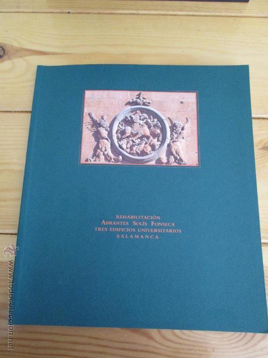 Libros de segunda mano: REHABILITACION DE EDIFICIOS. 19 CUADERNOS EN ENTUCHE. ED. DRAGADOS. VER FOTOGRAFIAS ADJUNTAS. - Foto 70 - 50276082