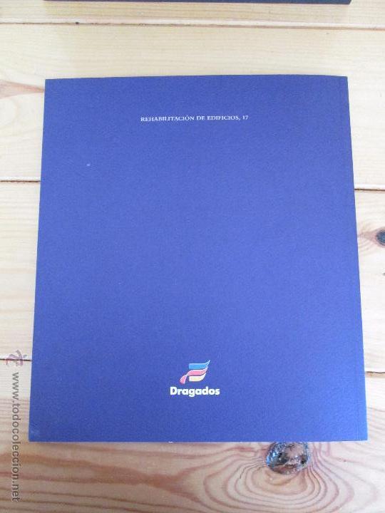 Libros de segunda mano: REHABILITACION DE EDIFICIOS. 19 CUADERNOS EN ENTUCHE. ED. DRAGADOS. VER FOTOGRAFIAS ADJUNTAS. - Foto 72 - 50276082