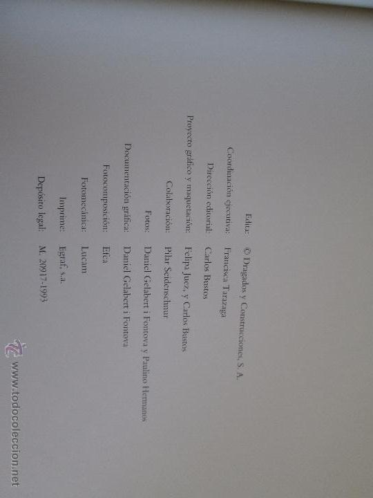 Libros de segunda mano: REHABILITACION DE EDIFICIOS. 19 CUADERNOS EN ENTUCHE. ED. DRAGADOS. VER FOTOGRAFIAS ADJUNTAS. - Foto 85 - 50276082