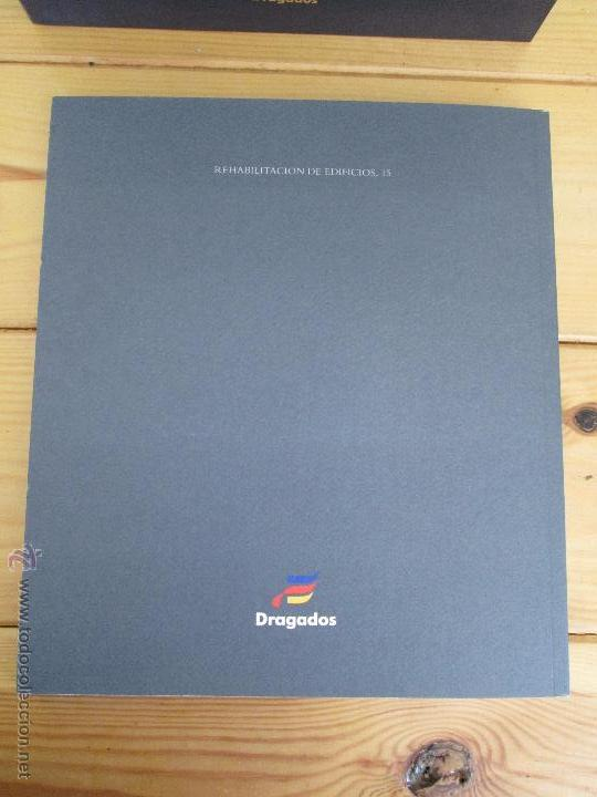 Libros de segunda mano: REHABILITACION DE EDIFICIOS. 19 CUADERNOS EN ENTUCHE. ED. DRAGADOS. VER FOTOGRAFIAS ADJUNTAS. - Foto 94 - 50276082
