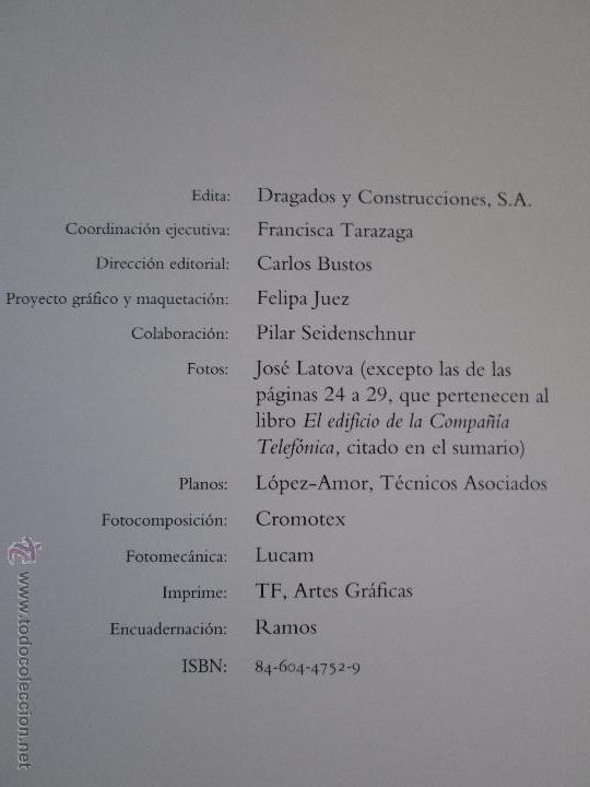 Libros de segunda mano: REHABILITACION DE EDIFICIOS. 19 CUADERNOS EN ENTUCHE. ED. DRAGADOS. VER FOTOGRAFIAS ADJUNTAS. - Foto 95 - 50276082