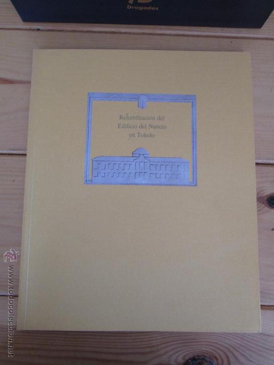 Libros de segunda mano: REHABILITACION DE EDIFICIOS. 19 CUADERNOS EN ENTUCHE. ED. DRAGADOS. VER FOTOGRAFIAS ADJUNTAS. - Foto 101 - 50276082