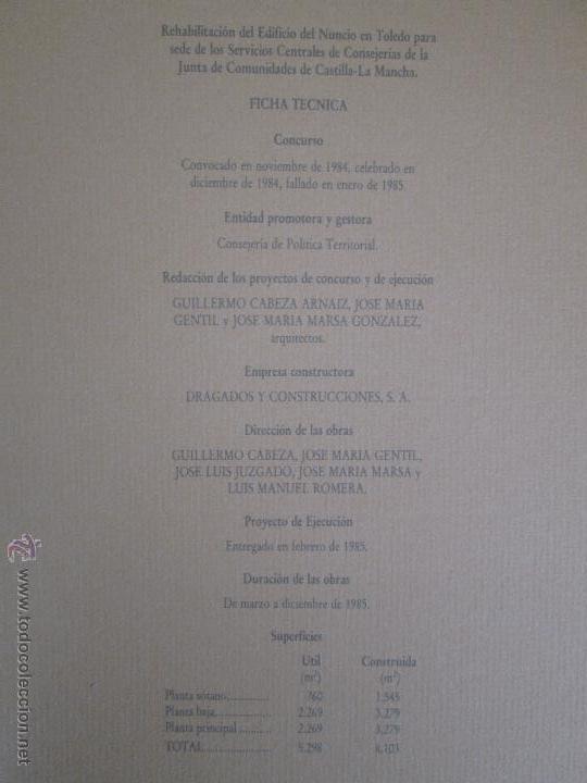 Libros de segunda mano: REHABILITACION DE EDIFICIOS. 19 CUADERNOS EN ENTUCHE. ED. DRAGADOS. VER FOTOGRAFIAS ADJUNTAS. - Foto 105 - 50276082
