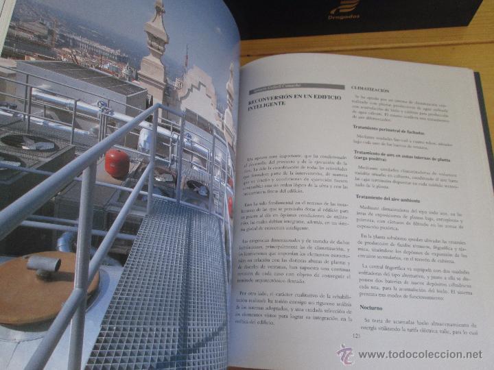 Libros de segunda mano: REHABILITACION DE EDIFICIOS. 19 CUADERNOS EN ENTUCHE. ED. DRAGADOS. VER FOTOGRAFIAS ADJUNTAS. - Foto 111 - 50276082