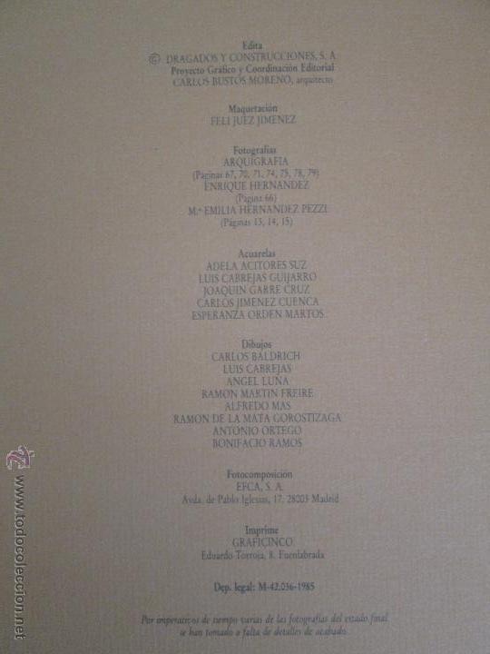 Libros de segunda mano: REHABILITACION DE EDIFICIOS. 19 CUADERNOS EN ENTUCHE. ED. DRAGADOS. VER FOTOGRAFIAS ADJUNTAS. - Foto 120 - 50276082