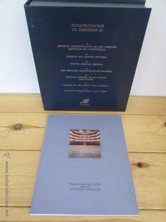 Libros de segunda mano: REHABILITACION DE EDIFICIOS. 19 CUADERNOS EN ENTUCHE. ED. DRAGADOS. VER FOTOGRAFIAS ADJUNTAS. - Foto 122 - 50276082