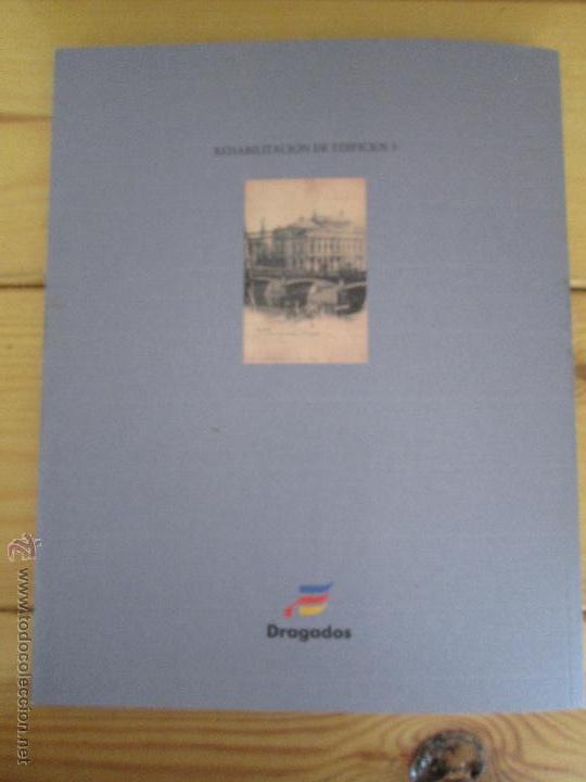 Libros de segunda mano: REHABILITACION DE EDIFICIOS. 19 CUADERNOS EN ENTUCHE. ED. DRAGADOS. VER FOTOGRAFIAS ADJUNTAS. - Foto 134 - 50276082