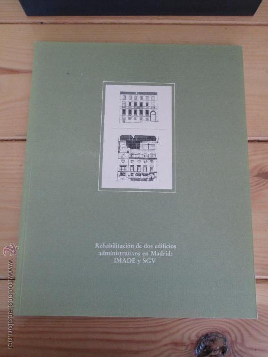 Libros de segunda mano: REHABILITACION DE EDIFICIOS. 19 CUADERNOS EN ENTUCHE. ED. DRAGADOS. VER FOTOGRAFIAS ADJUNTAS. - Foto 136 - 50276082