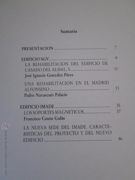 Libros de segunda mano: REHABILITACION DE EDIFICIOS. 19 CUADERNOS EN ENTUCHE. ED. DRAGADOS. VER FOTOGRAFIAS ADJUNTAS. - Foto 138 - 50276082