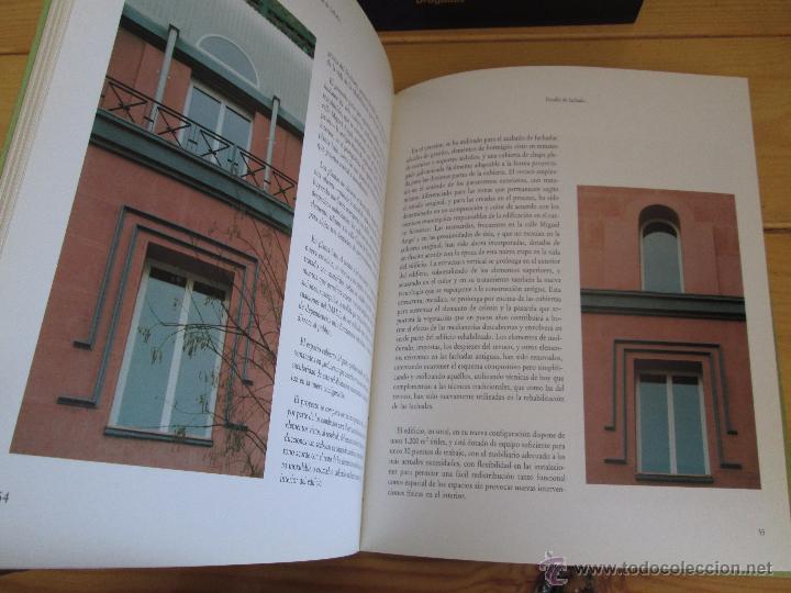 Libros de segunda mano: REHABILITACION DE EDIFICIOS. 19 CUADERNOS EN ENTUCHE. ED. DRAGADOS. VER FOTOGRAFIAS ADJUNTAS. - Foto 144 - 50276082
