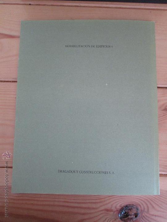 Libros de segunda mano: REHABILITACION DE EDIFICIOS. 19 CUADERNOS EN ENTUCHE. ED. DRAGADOS. VER FOTOGRAFIAS ADJUNTAS. - Foto 147 - 50276082