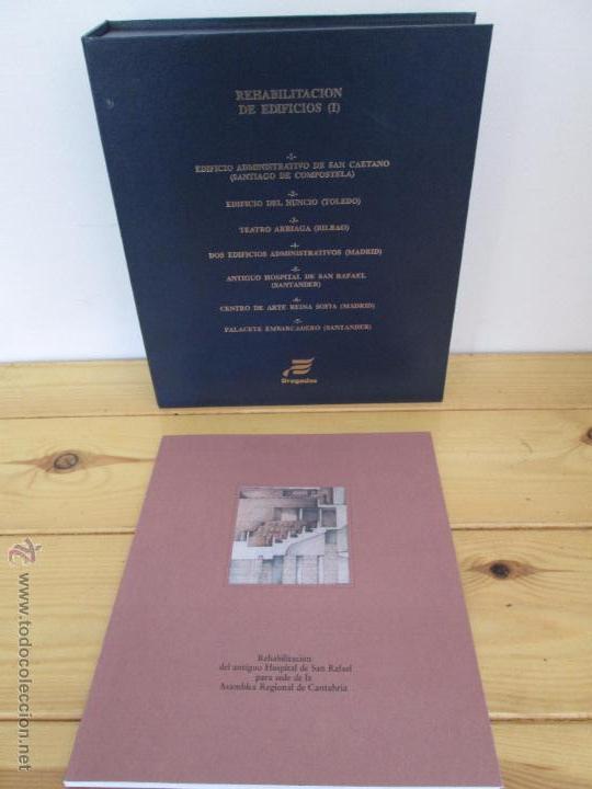 Libros de segunda mano: REHABILITACION DE EDIFICIOS. 19 CUADERNOS EN ENTUCHE. ED. DRAGADOS. VER FOTOGRAFIAS ADJUNTAS. - Foto 148 - 50276082
