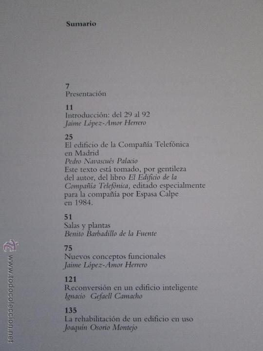 Libros de segunda mano: REHABILITACION DE EDIFICIOS. 19 CUADERNOS EN ENTUCHE. ED. DRAGADOS. VER FOTOGRAFIAS ADJUNTAS. - Foto 149 - 50276082