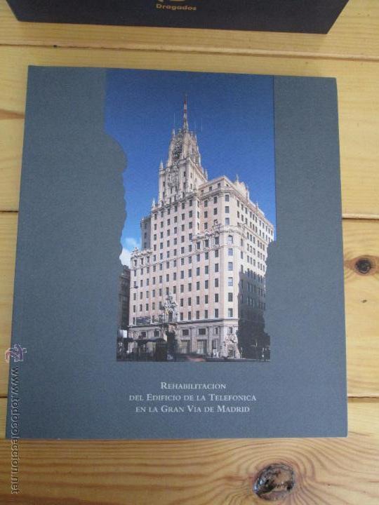 Libros de segunda mano: REHABILITACION DE EDIFICIOS. 19 CUADERNOS EN ENTUCHE. ED. DRAGADOS. VER FOTOGRAFIAS ADJUNTAS. - Foto 155 - 50276082