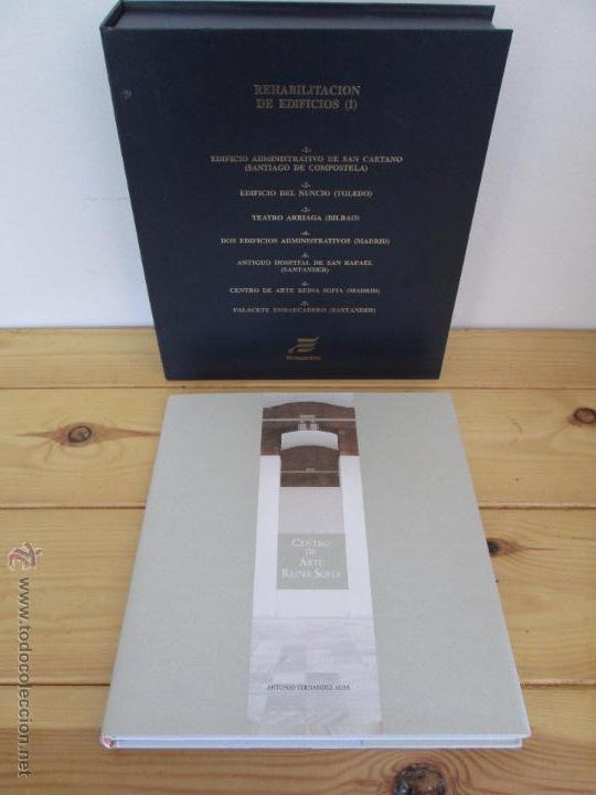 Libros de segunda mano: REHABILITACION DE EDIFICIOS. 19 CUADERNOS EN ENTUCHE. ED. DRAGADOS. VER FOTOGRAFIAS ADJUNTAS. - Foto 175 - 50276082