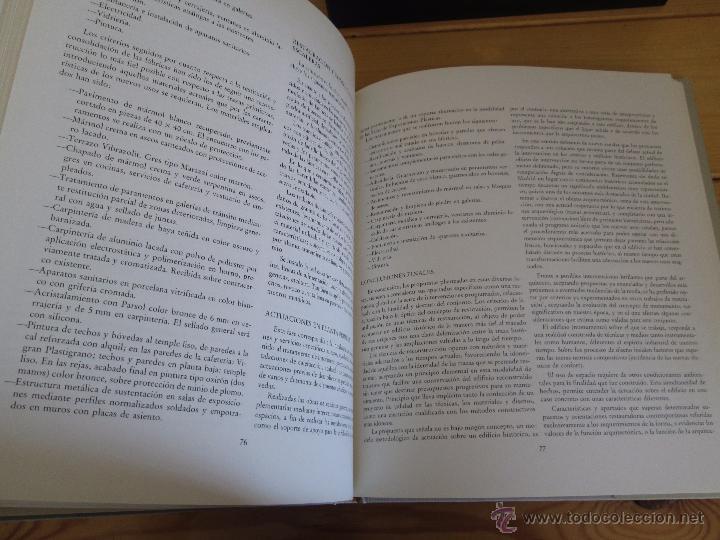 Libros de segunda mano: REHABILITACION DE EDIFICIOS. 19 CUADERNOS EN ENTUCHE. ED. DRAGADOS. VER FOTOGRAFIAS ADJUNTAS. - Foto 184 - 50276082