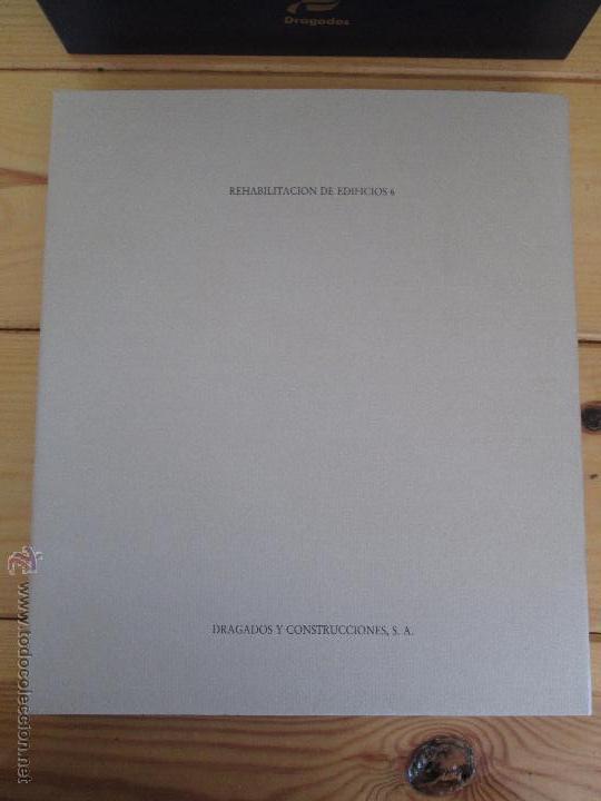 Libros de segunda mano: REHABILITACION DE EDIFICIOS. 19 CUADERNOS EN ENTUCHE. ED. DRAGADOS. VER FOTOGRAFIAS ADJUNTAS. - Foto 205 - 50276082