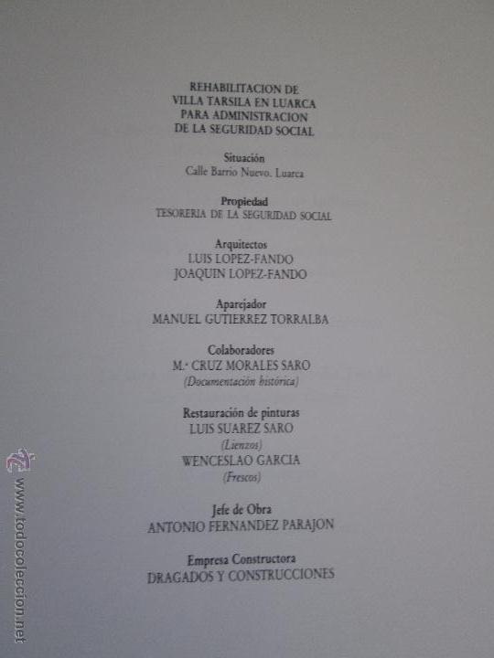 Libros de segunda mano: REHABILITACION DE EDIFICIOS. 19 CUADERNOS EN ENTUCHE. ED. DRAGADOS. VER FOTOGRAFIAS ADJUNTAS. - Foto 229 - 50276082
