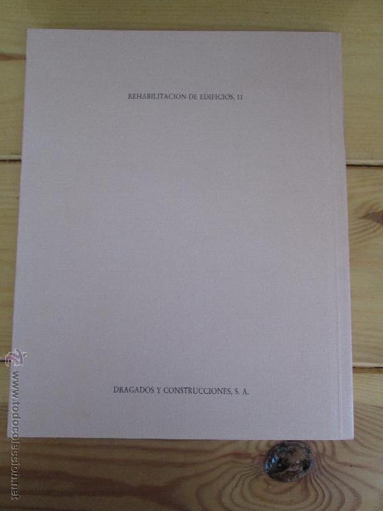 Libros de segunda mano: REHABILITACION DE EDIFICIOS. 19 CUADERNOS EN ENTUCHE. ED. DRAGADOS. VER FOTOGRAFIAS ADJUNTAS. - Foto 245 - 50276082