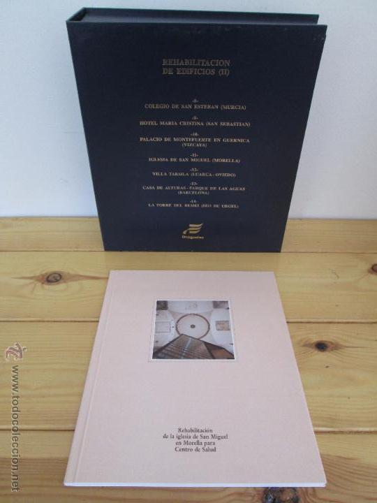 Libros de segunda mano: REHABILITACION DE EDIFICIOS. 19 CUADERNOS EN ENTUCHE. ED. DRAGADOS. VER FOTOGRAFIAS ADJUNTAS. - Foto 266 - 50276082