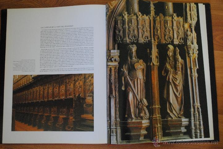 Libros de segunda mano: LAS CATEDRALES DE CASTILLA Y LEÓN, EDILESA LEÓN 1992, JUNTA DE CASTILLA Y LEÓN, GRAN TAMAÑO - Foto 2 - 50335794