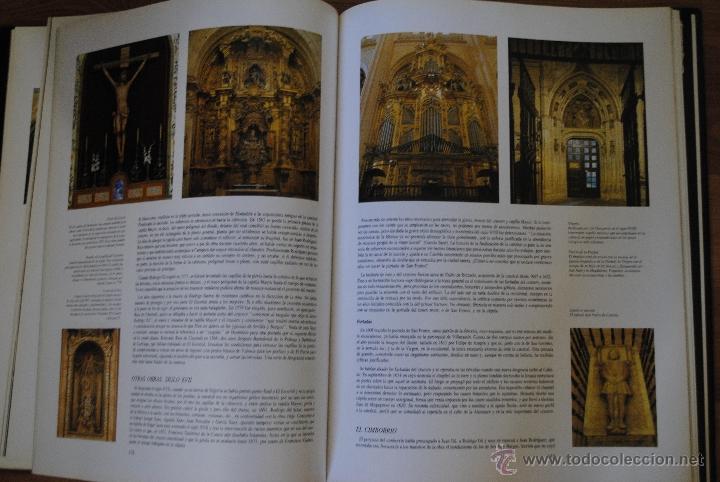Libros de segunda mano: LAS CATEDRALES DE CASTILLA Y LEÓN, EDILESA LEÓN 1992, JUNTA DE CASTILLA Y LEÓN, GRAN TAMAÑO - Foto 3 - 50335794