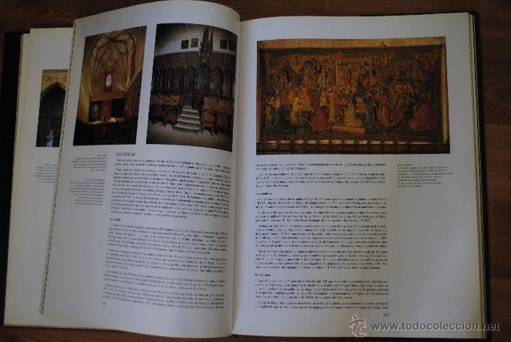 Libros de segunda mano: LAS CATEDRALES DE CASTILLA Y LEÓN, EDILESA LEÓN 1992, JUNTA DE CASTILLA Y LEÓN, GRAN TAMAÑO - Foto 4 - 50335794