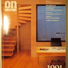Libros de segunda mano: ON OFICINA. 1991 (). Lote 29462823