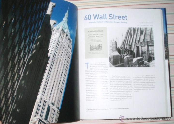 Libros de segunda mano: MANHATTAN -SKYSCRAPERS por Eric P.Nash - Foto 2 - 50720515