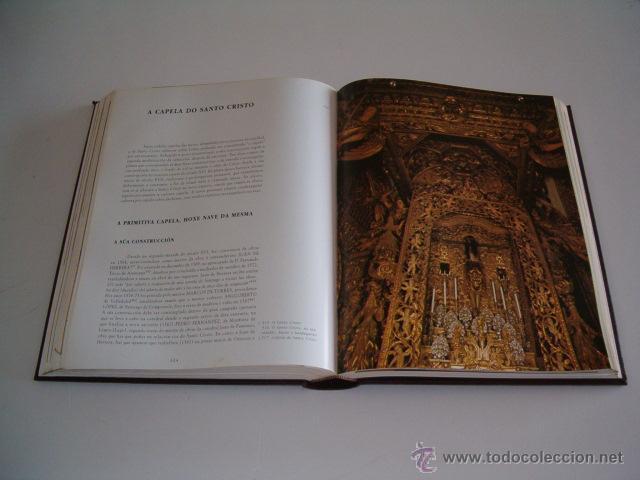 Libros de segunda mano: VV.AA. A Catedral de Ourense. I. Patrimonio Histórico Galego.1. Catedrais. RM70739. - Foto 5 - 50760561