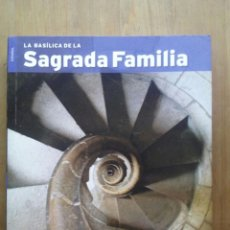 Libros de segunda mano: LA BASÍLICA DE LA SAGRADA FAMILIA / JOSEP M. CARANDELL / TRIANGLE / 2004. Lote 50875914
