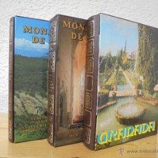 Libros de segunda mano: MONASTERIOS DE ESPAÑA, TOMO II Y III. GRANADA. EDITA EVEREST. VER FOTOGRAFIAS ADJUNTAS.. Lote 50902506