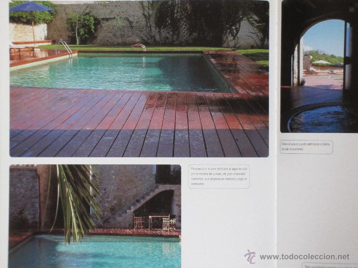 Peque as piscinas con encanto fotograf as per comprar for Piscinas pequenas con encanto