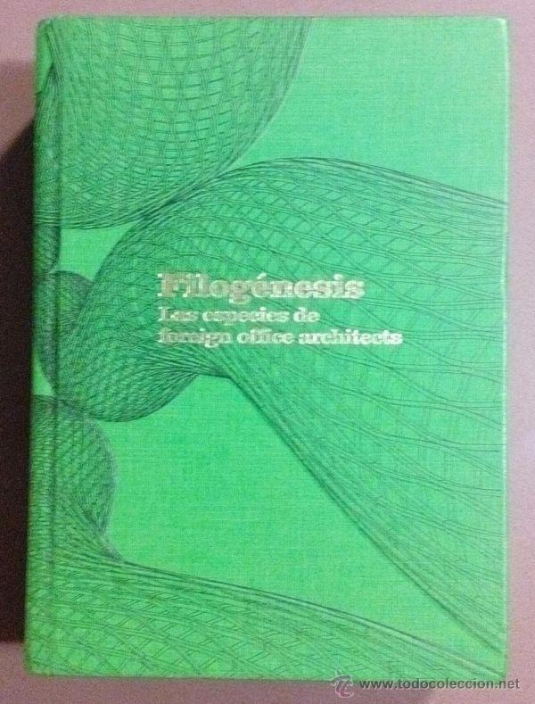 FILOGÉNESIS. LAS ESPECIES DE FOREIGN OFFICE ARCHITECTS (FOA). ACTAR. DIBUJOS, GRABADOS, ARQUITECTURA (Libros de Segunda Mano - Bellas artes, ocio y coleccionismo - Arquitectura)