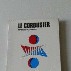 Libros de segunda mano: LA CASA DEL HOMBRE LE CORBUSIER POSEIDON SL, 1980 . Lote 52404820