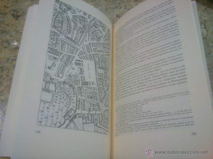 Libros de segunda mano: URBANISMO Y ARQUITECTURA DE VALLADOLID EN LOS SIGLOS XVII Y XVIII TOMO I SIGLO XVIII - Foto 2 - 52472453