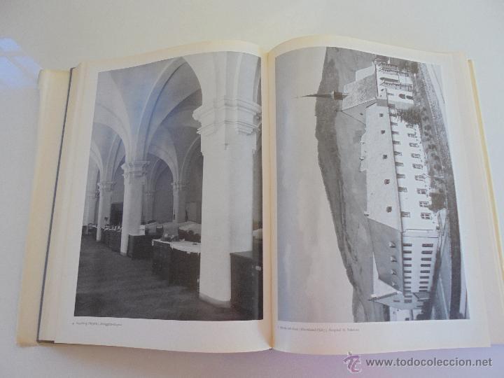 Libros de segunda mano: DANKWART LEISTIKOW. EDIFICIOS HOSPITALARIOS EN EUROPA DURANTE DIEZ SIGLOS. 1967. VER FOTOGRAFIAS. - Foto 17 - 52709295