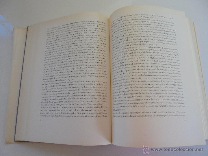Libros de segunda mano: DANKWART LEISTIKOW. EDIFICIOS HOSPITALARIOS EN EUROPA DURANTE DIEZ SIGLOS. 1967. VER FOTOGRAFIAS. - Foto 18 - 52709295