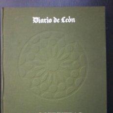 Libros de segunda mano: LAS VIDRIERAS DE LA CATEDRAL DE LEON.. Lote 52726338