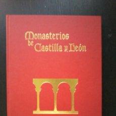 Libros de segunda mano: MONASTERIOS DE CASTILLA Y LEON.. Lote 52731242