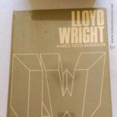 Libros de segunda mano: LLOYD WRIGHT. Lote 52816829