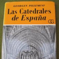 Libros de segunda mano: LAS CATEDRALES DE ESPAÑA - TOMO III - EDIC. 1953 - VER INDICE.. Lote 52900093