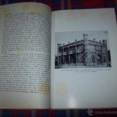Libros de segunda mano: LA LONJA MALLORQUINA DE SAGRERA.DEDICATORIA ORIGINAL DEL AUTOR ANTONIO JIMÉNEZ.EJEMPLAR BUSCADÍSIMO. Lote 53229520