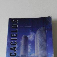 Libros de segunda mano: RASCACIELOS - ARIADNA ALVAREZ GARRETA , ATRIUM, 2001 ARQUITECTURA. Lote 210987729