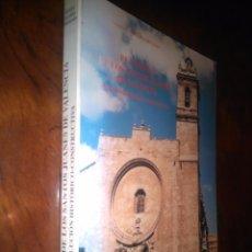 Libros de segunda mano: EL TEMPLO DE LOS SANTOS JUANES DE VALENCIA.1990,MANUEL GALARZA,RUSTICA, 165X235MM.285 PP.. Lote 53625093